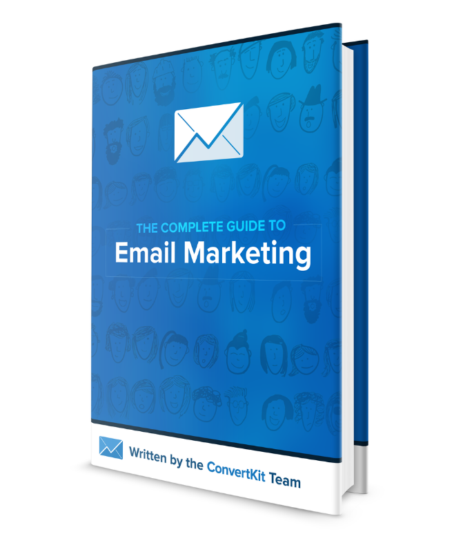 Get The Complete Guide to Email Marketing sent straight to your inbox - for free