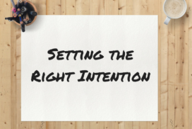 Start Writing With The Write Motive: Learn How to Set The Right Intention