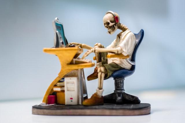 Skeleton Using PC