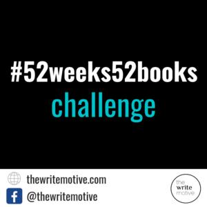 2019 Challenge: #52weeks52books #onebookaweek