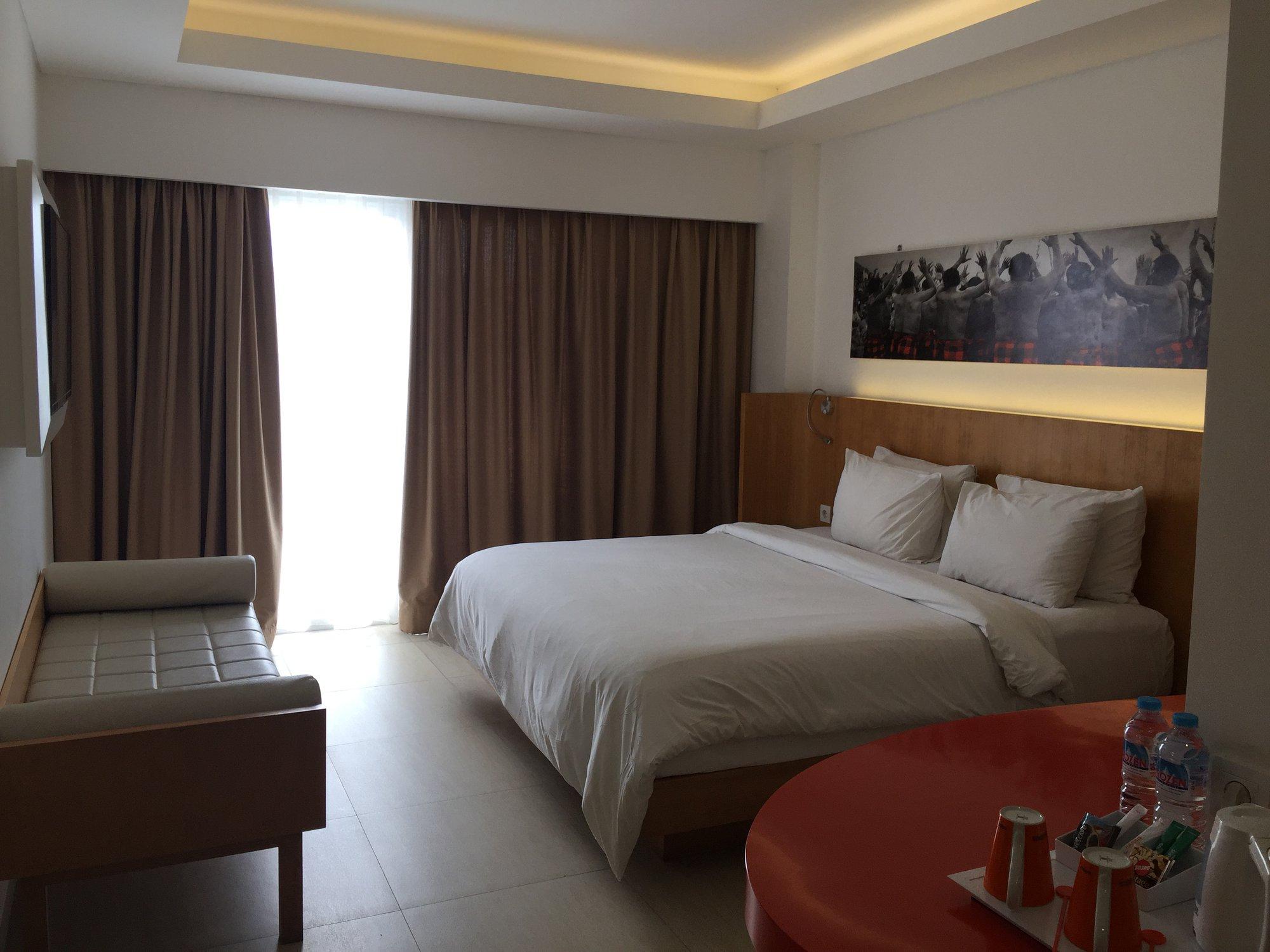 [USP Hotel Reviews] 4D3N Stay at HARRIS Hotel Kuta Galleria, Bali