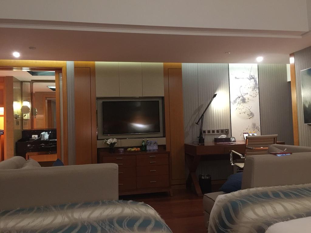 Sentosa Hotel Apartment Taoyuan Branch Shenzhen Hotel Room